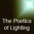 The poetics of lighting